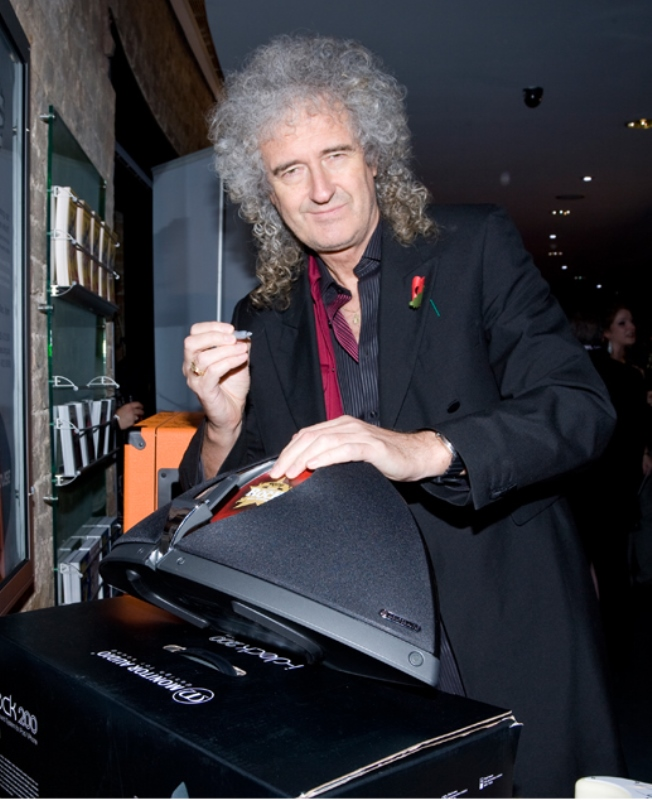 Brian May - Queen - iDeck 200