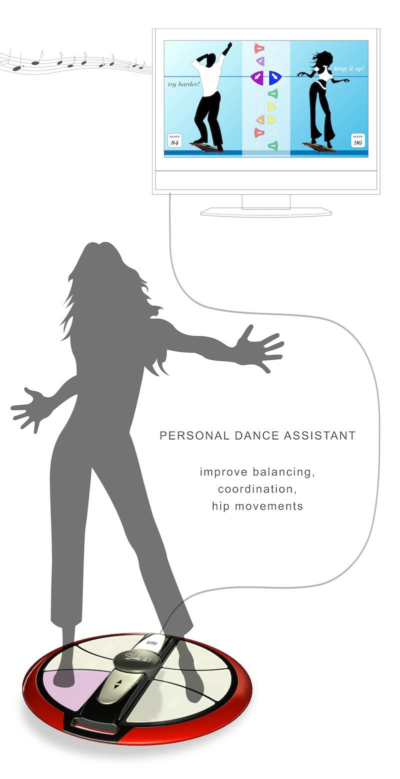 Shake it | Dancing girl