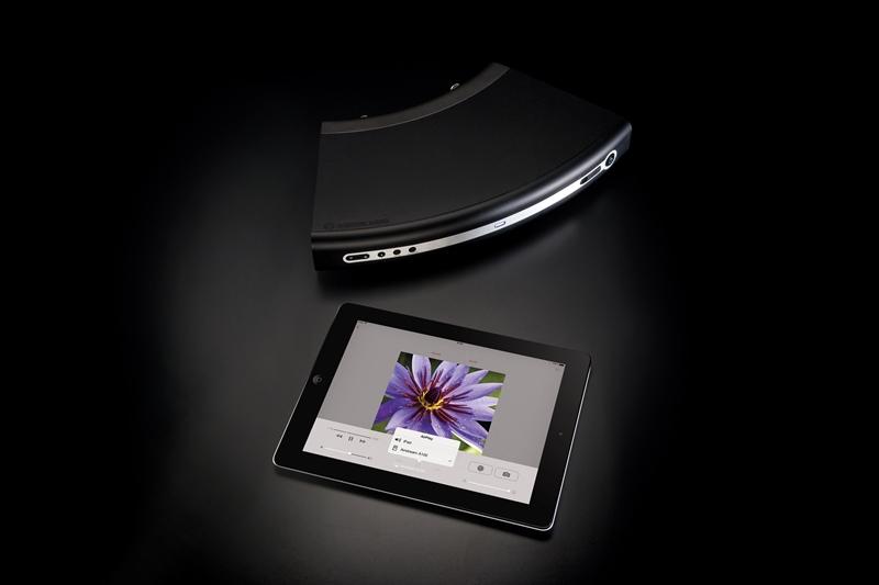 A100 Black ipad